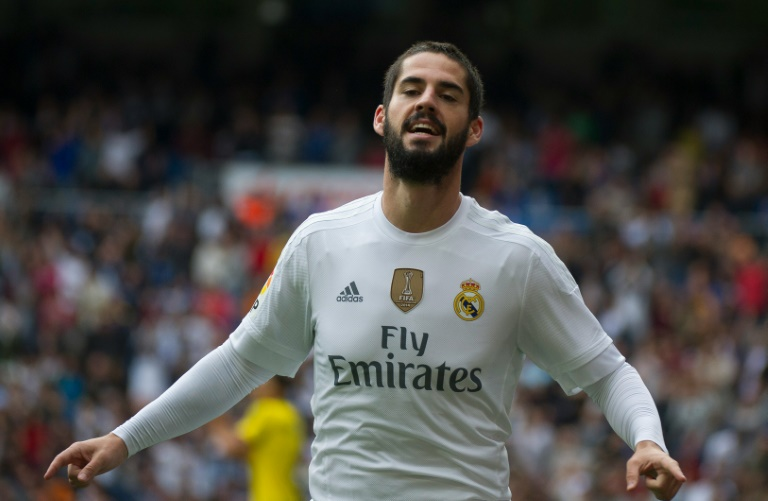 Isco Handed Two-game Ban For Kick On Neymar During El Clasico
