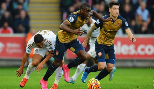 Joel Campbell earns Arsene Wenger's praise after four-year wait for first-team soccer