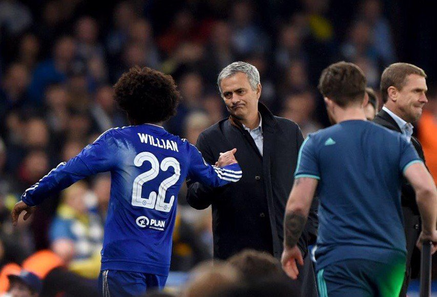jose-mourinho-willian-chelsea