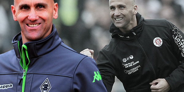 Andre Schubert and Borussia Moenchengladbach are the story of the Bundesliga season