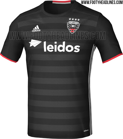 meet cb3a8 222b8 DC United home jersey for 2016 leaked online [PHOTOS ...