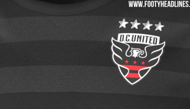 DC United home jersey for 2016 leaked online [PHOTOS]