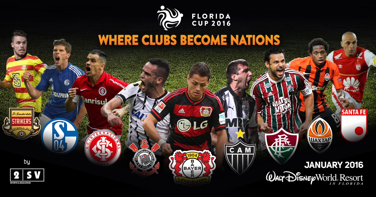 Florida Cup to feature 9 high-profile teams from around the world this ...