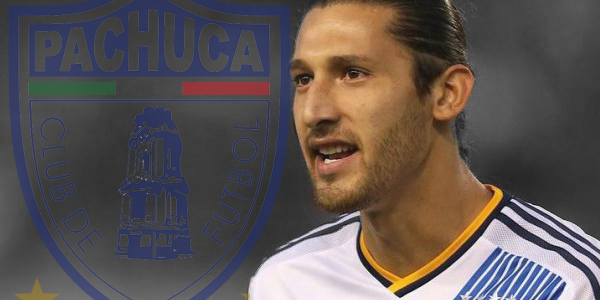 MLS's rules and the Galaxy's choices have landed Omar Gonzalez in Mexico
