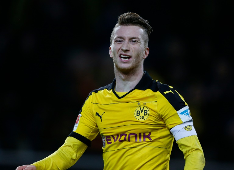 groin injury will sideline dortmund s marco reus until the