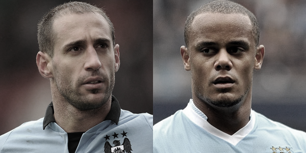 Manchester City are stuck in neutral until Vincent Kompany and Pablo Zabaleta return