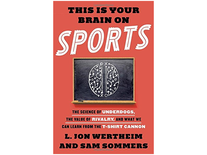 This is Your Brain on Sports book