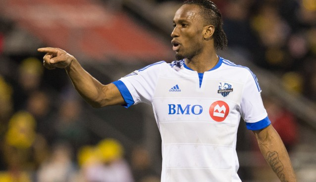 Montreal can breathe a sigh of relief with the return of Didier Drogba