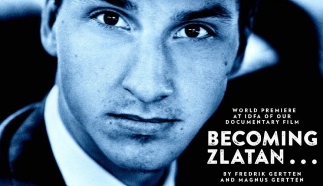 Watch the trailer for 'Becoming Zlatan,' the upcoming documentary [VIDEO]