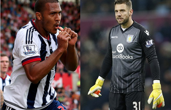 West Bromwich Albion vs. Aston Villa: Predicted lineups and team news