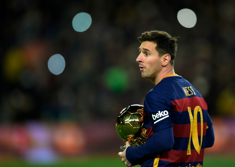 Barcelona allay Messi injury fears - World Soccer Talk