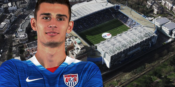 Who is Matt Miazga? The background on Chelsea's young US target.
