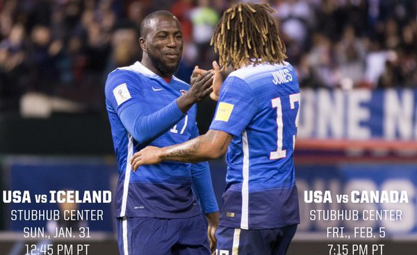 USA vs. Iceland preview: USMNT's opportunity to start 2016 on a positive
