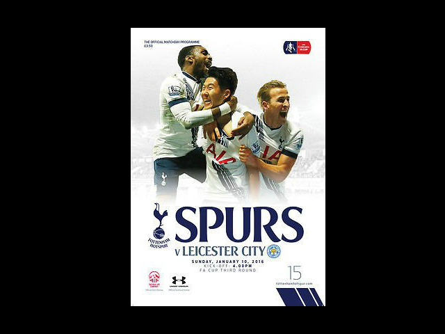 spurs-leicester-programme