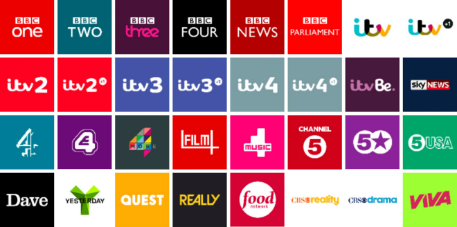 How To Watch The Bbc Itv And Other Tv Channels From