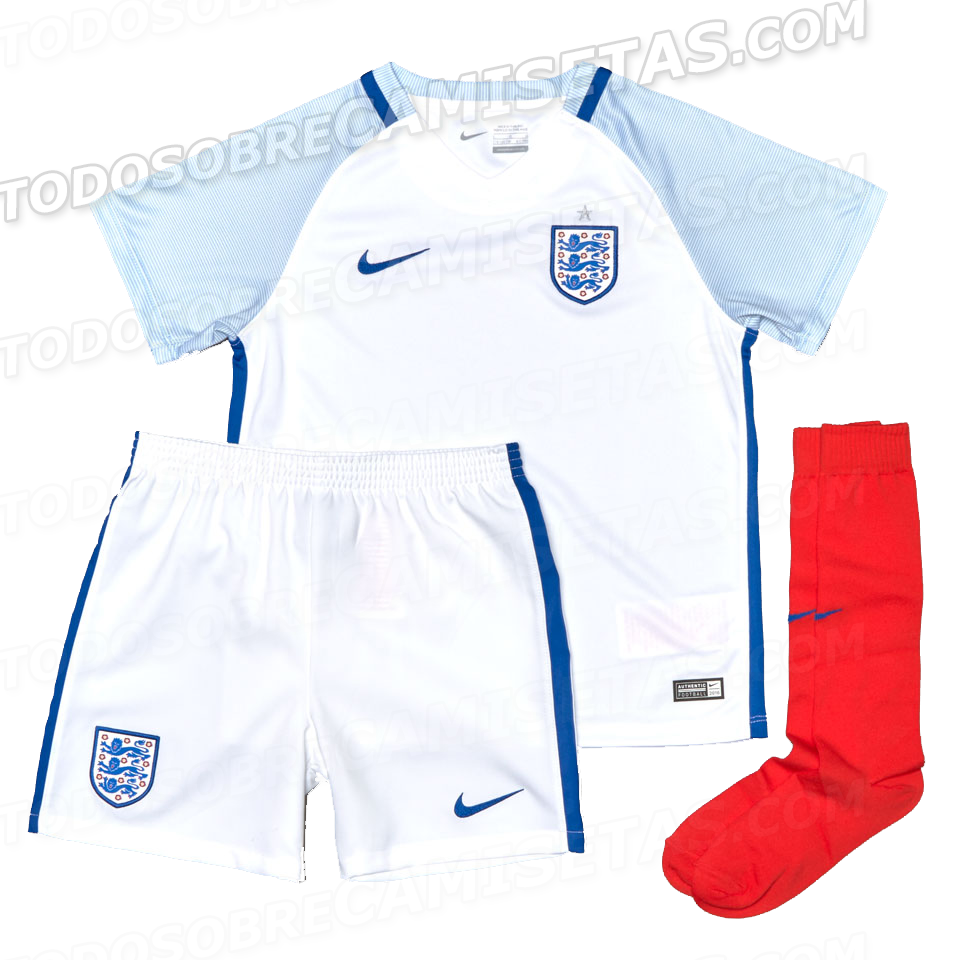 detailed look 83b52 6a91e Nike's England home jersey for 2016 looks just like USMNT ...