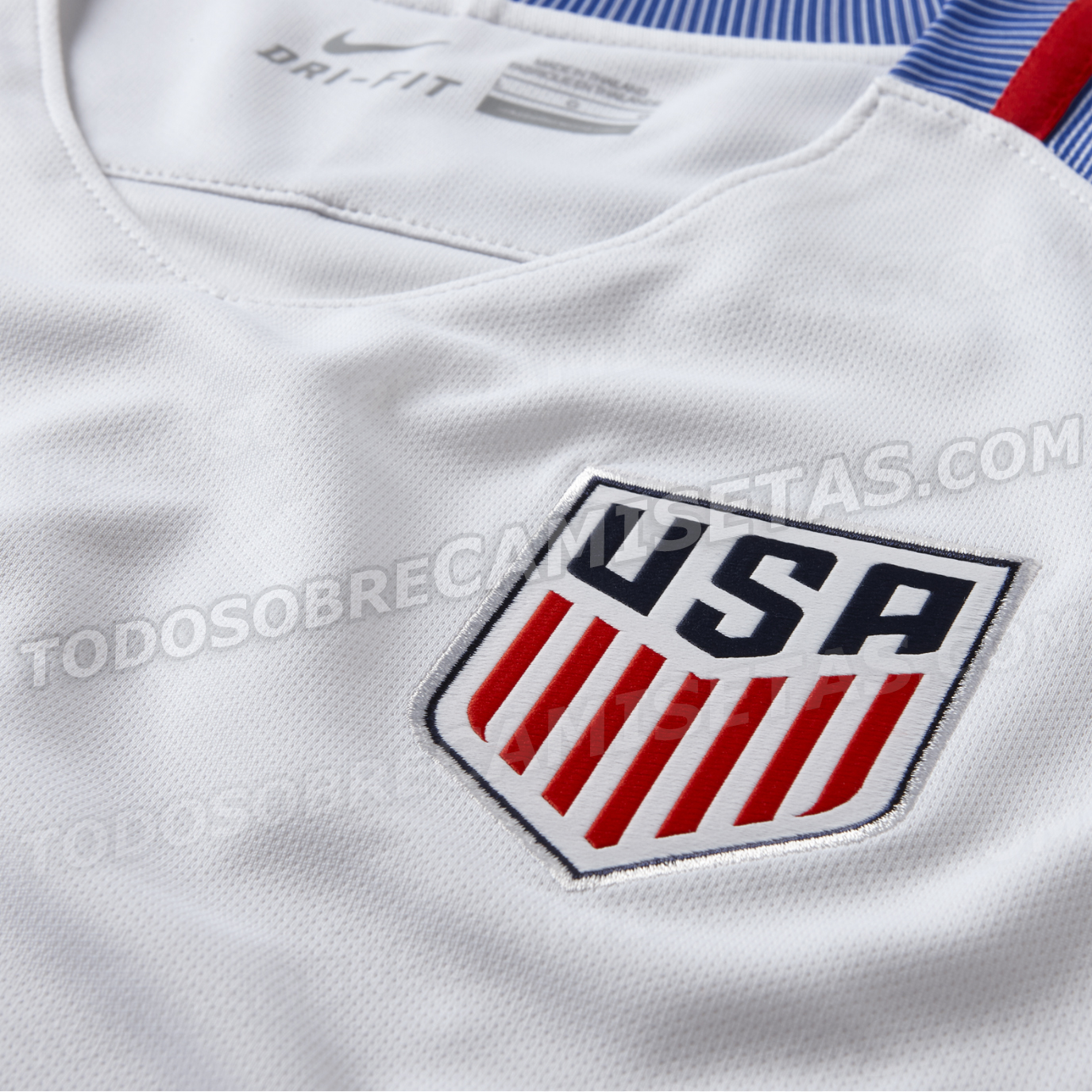 c95c912b141 New photos of USA s 2016 home jersey from Nike leaked online - World ...