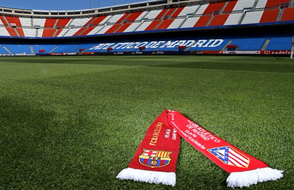 Atletico Madrid vs. Barcelona predicted lineups and team news - World ...
