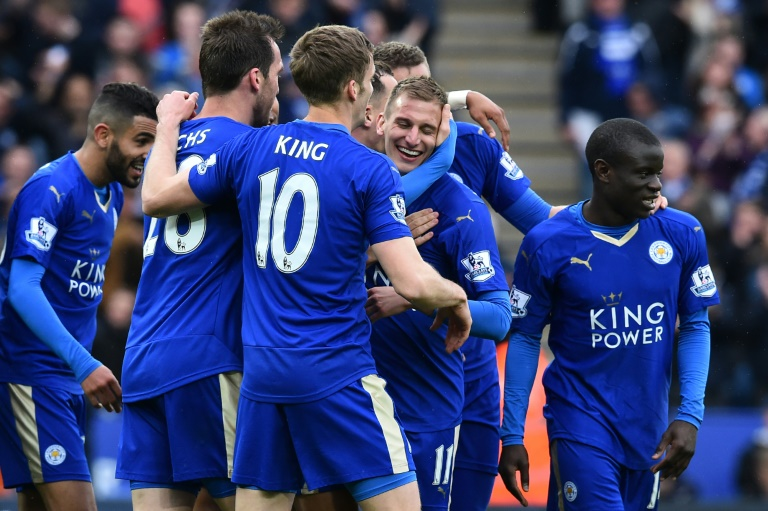 Image Result For Manchester United Vs Leicester City En Vivo Espn