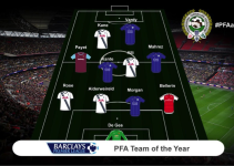 pfa-team-of-year