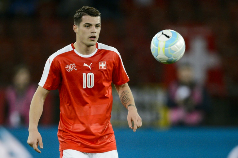 Gladbach confirm offer for Arsenal target Xhaka