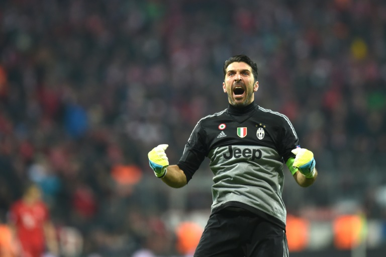 buffon - photo #3