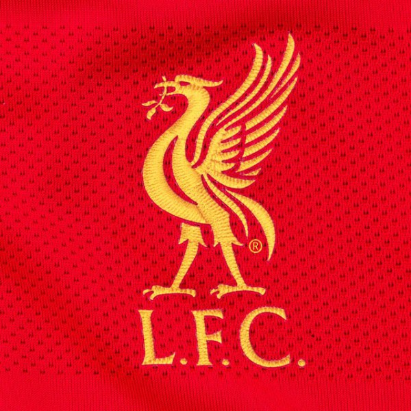 Liverpool Unveil Home Jersey For 2016/17 Season