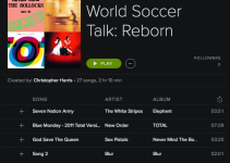 world-soccer-talk-spotify-album