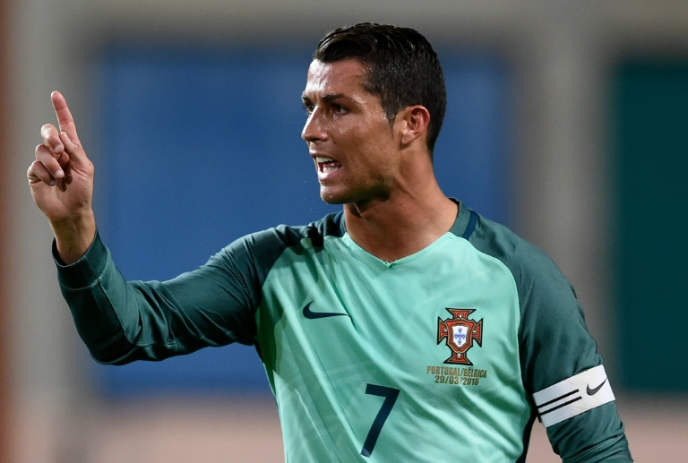 268dbe8be London (AFP) – Cristiano Ronaldo s presence makes Portugal a more  significant potential target for terror attacks during Euro 2016