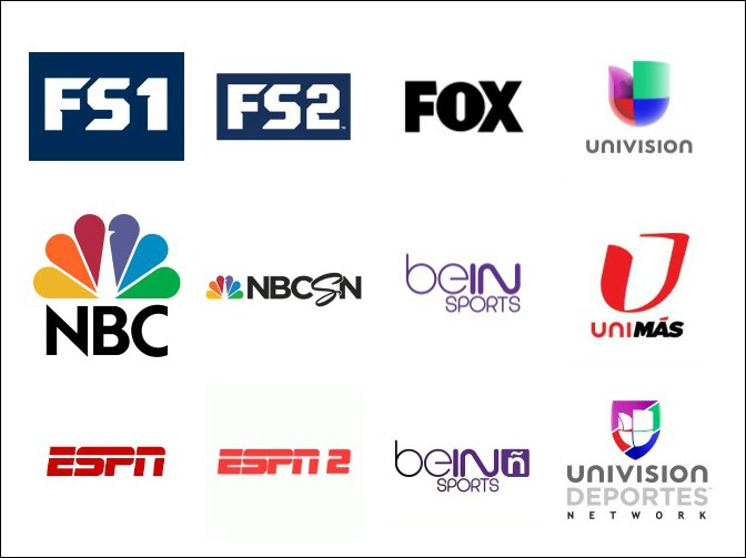 Espn2 On Dish >> Sling TV now offers soccer fans NBCSN, FS1, FS2, ESPN, ESPN2, beIN SPORTS and Univision - World ...
