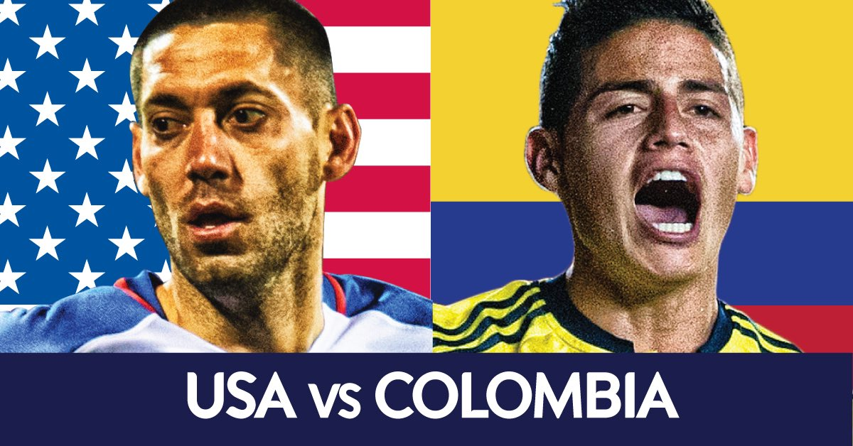 USA vs. Colombia preview: Copa America Centenario Third ...