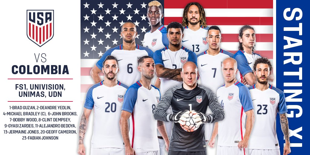 USA vs. Colombia player ratings from Copa America ...