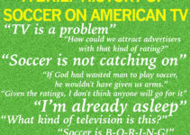 Brief History of Soccer on American TV