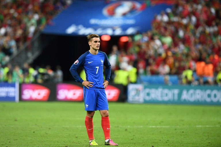 Euro 2016: Antoine Griezmann reacts to 'cruel and magnificent' Euro 2016