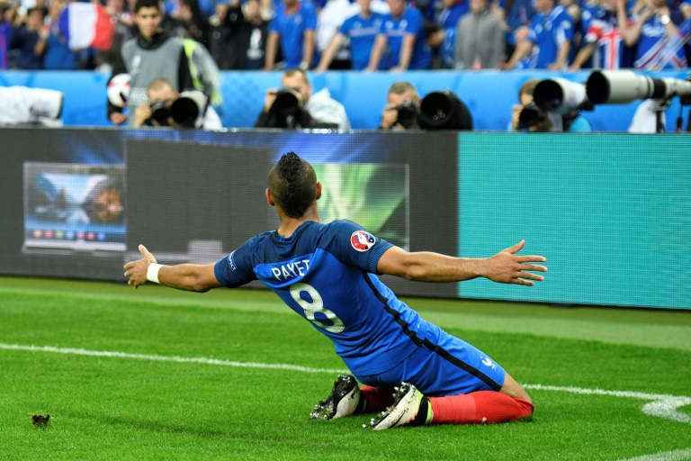 Euro 2016: France Did Reconnaissance on Iceland Marauders, Says Payet