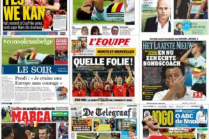 wales-belgium-newspaper-covers