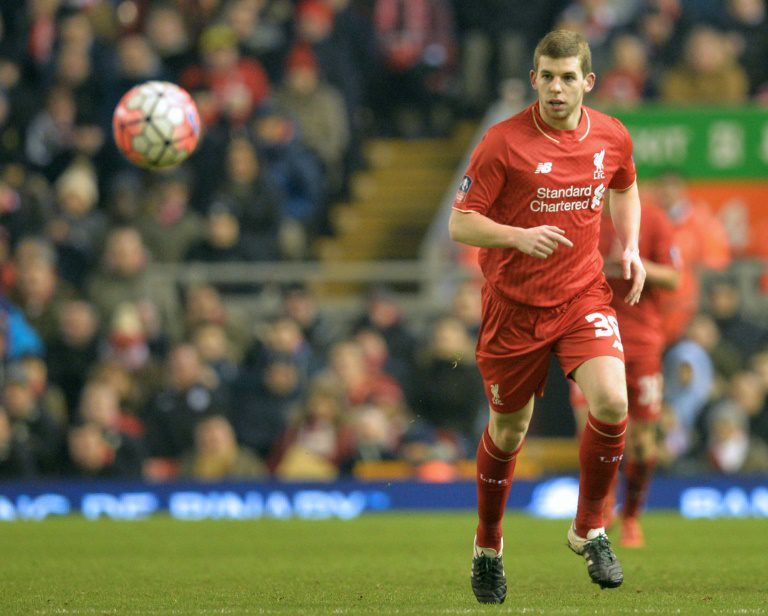 Flanagan joins Burnley on loan from Liverpool