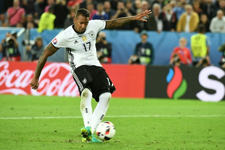 Boateng beats Muller and Leandowski to Germany Footballer of the Year award