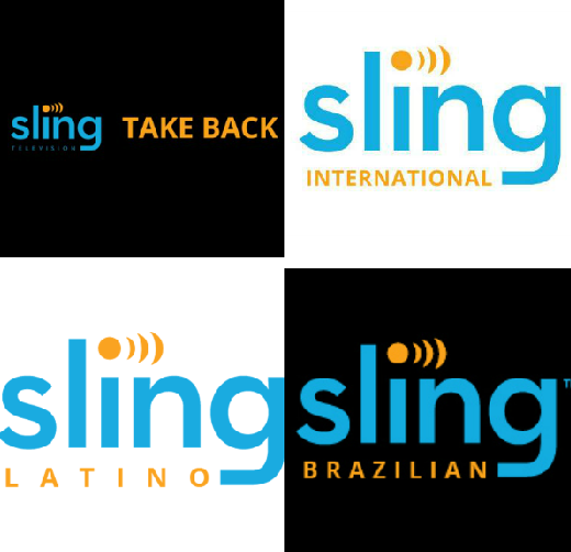 Comparison of different Sling TV packages available for soccer fans