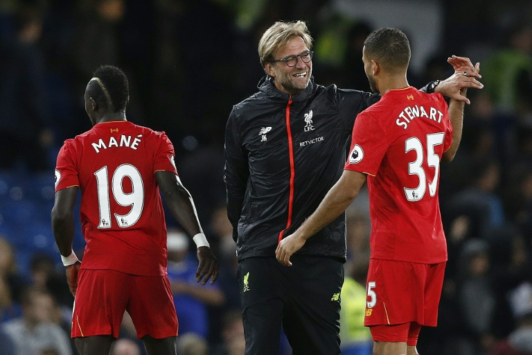 Chelsea star - 'Liverpool pressurised us and we couldn't cope with it'