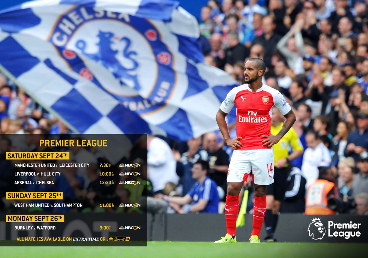 Image Result For Chelsea Vs Arsenal Nbc Sports