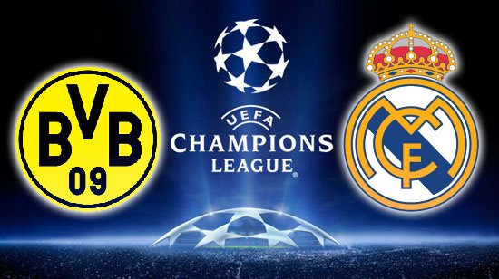 Dortmund Vs Madrid
