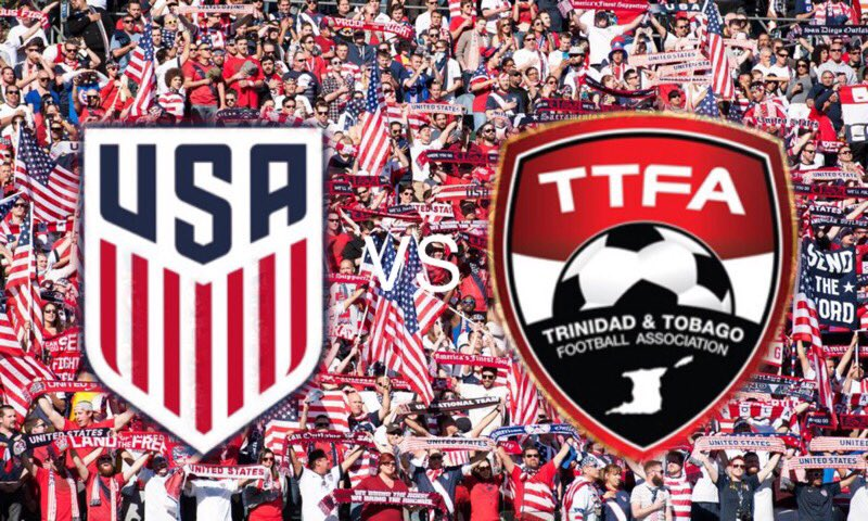 If You Re Trying To Find Out How Can Watch Usa Vs Trinidad And Tobago Ve Come The Right Place