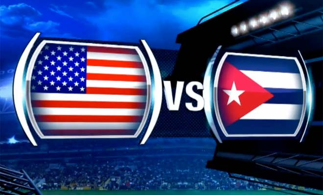 Cuba Vs Us Men S National Team Preview