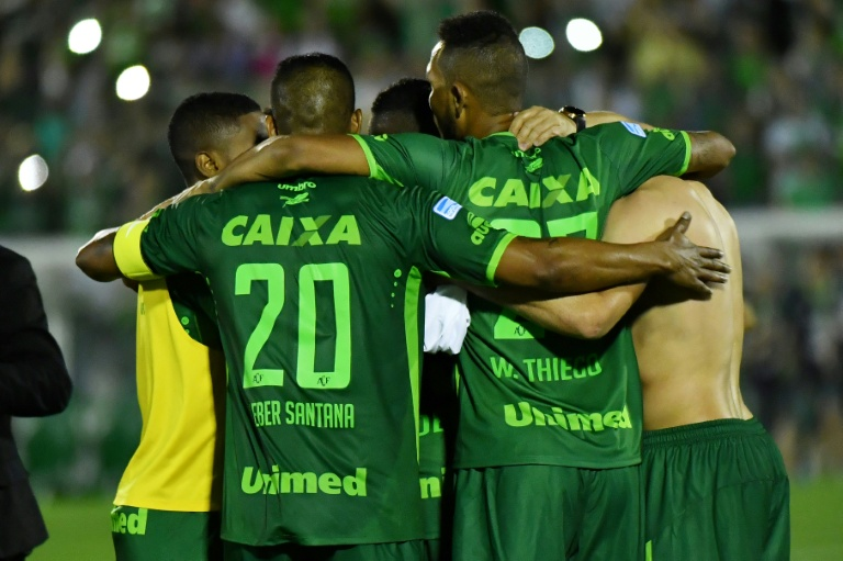 Plane with 81 on board, including Brazilian soccer team, crashes in Colombia