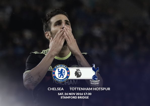 spurs vs chealsea
