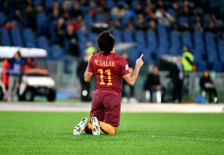 Former Chelsea star: Mohamed Salah hat-trick sends Roma second