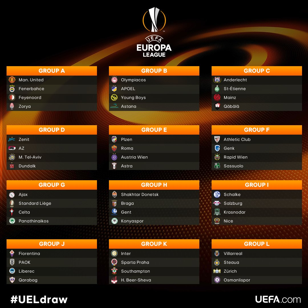 Schedule of Europa League games on US TV and streaming on Thanksgiving Day - World Soccer Talk