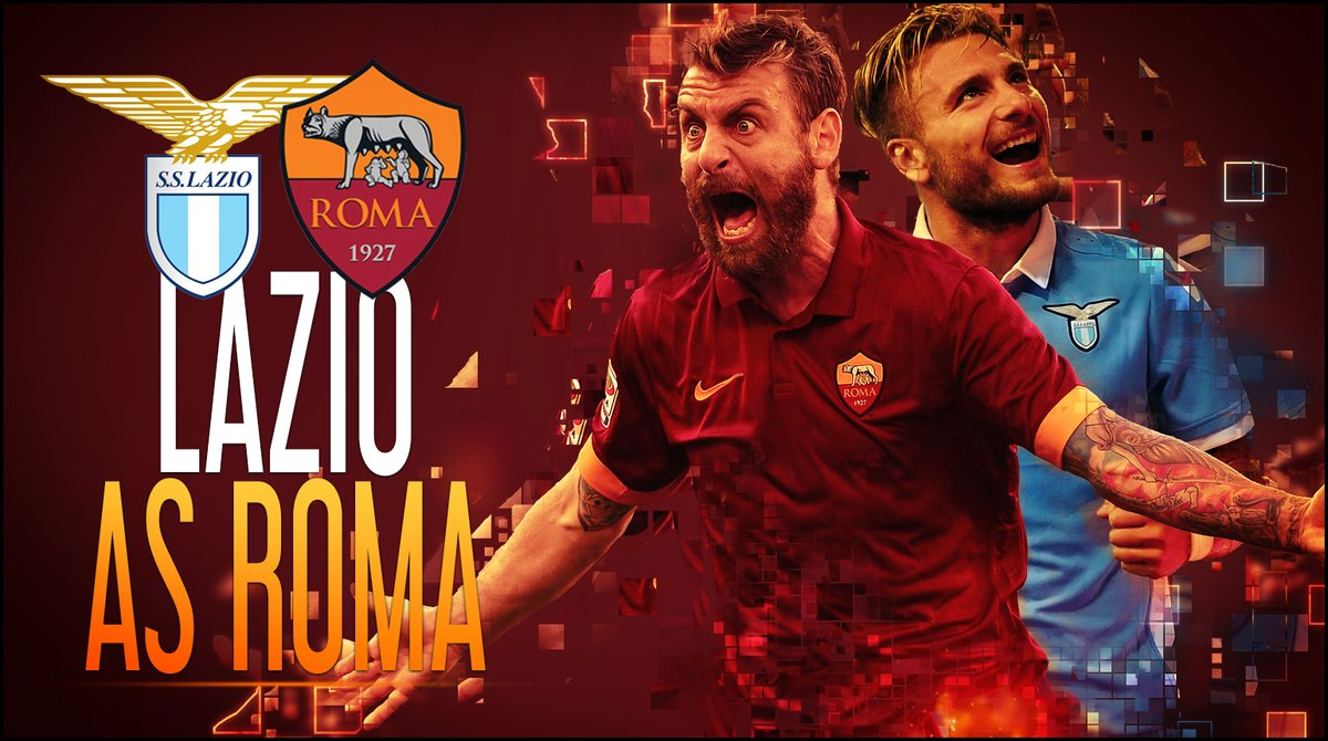 Image result for lazio vs roma PREVIEW