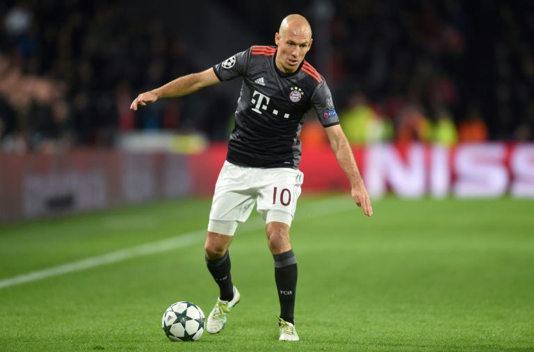 Bayern have quality to win triple robben world soccer talk berlin afp arjen robben says bayern munich have the quality to repeat their 2013 triple of champions league bundesliga and german cup titles voltagebd Choice Image